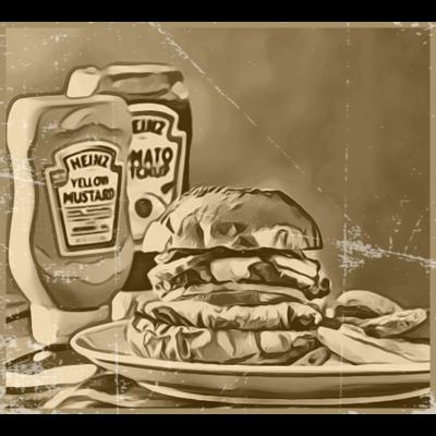 ホノホノハンバーガーシリーズ