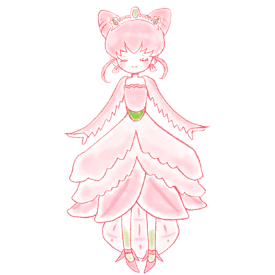 昆虫ドレス
