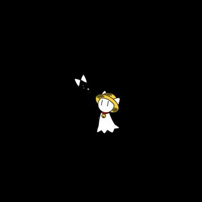 もふ麦わら(猫)
