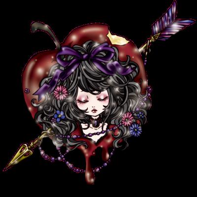 毒リンゴ姫