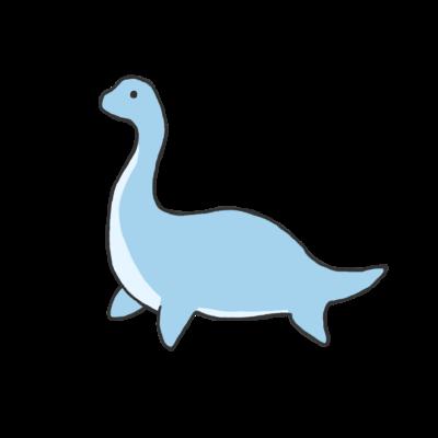 プレシオサウルスさん