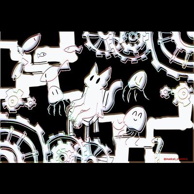 『錆びゆく海底の歯車』