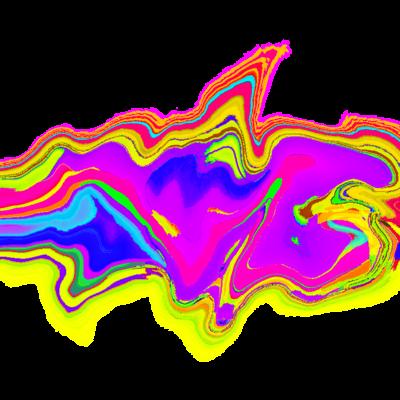 marble rainbow(clear)