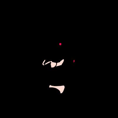 あんにゅいガール(matsuge)