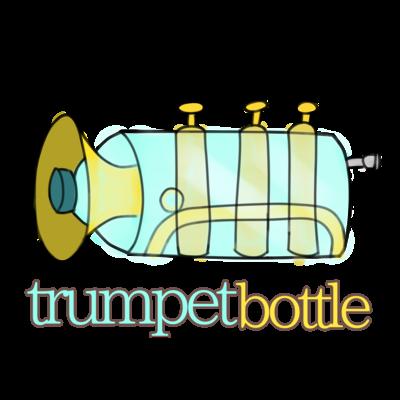 トランペットbottle