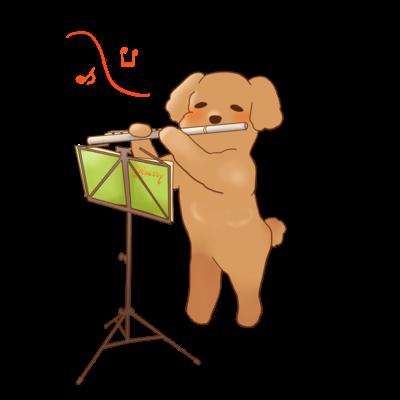 楽器と動物