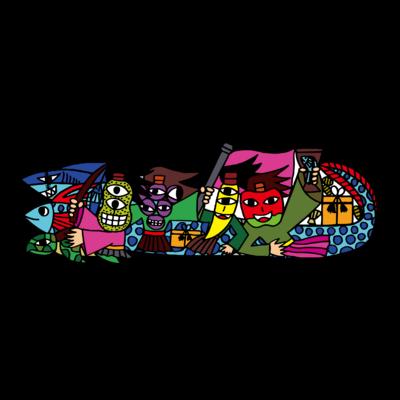フルーツモンスターシリーズ