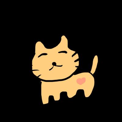 猫のにゃ〜にゃ