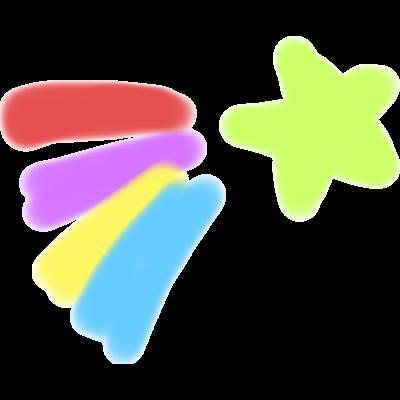 虹シリーズ!❤️🌈