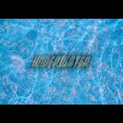 水中テキスト