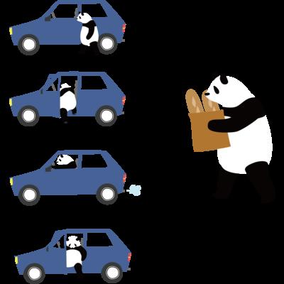 Pan Panda Key ao