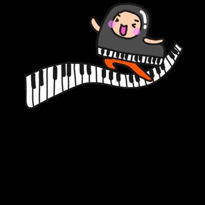 ピアノさん