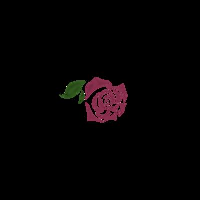ワンポイント薔薇🌹