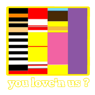 you love'n us ?