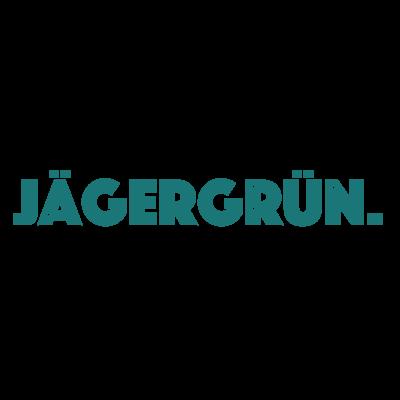 Jägergrün.