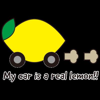 おもしろ英語表現(a real lemon)