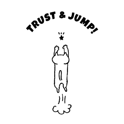 TRUST & JUMP !(BLACK)シリーズ
