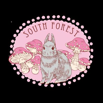 きのこウサギ