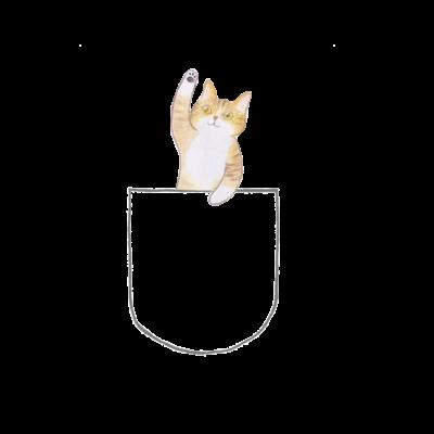ポケットからひょっこり★きじ白猫のみるくシリーズ