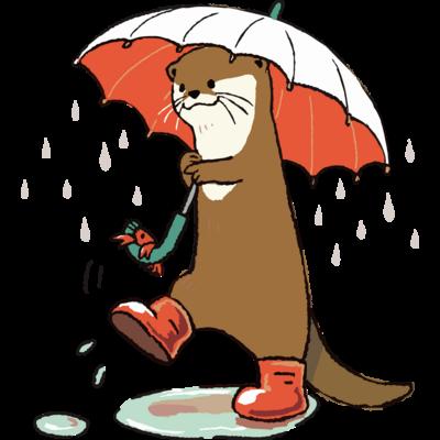 カワウソラボ  Otter Ottimo&Friends (Kawausolab.)