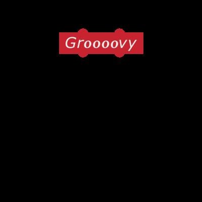 Groooovy Bass Pickup box logo
