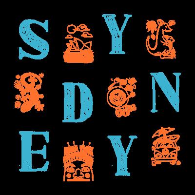 世界のまち - オーストラリア、シドニー