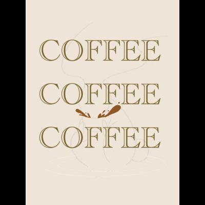 しろうさぎのコーヒーブレイク