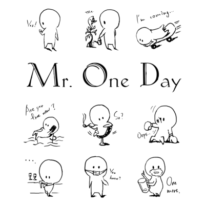 Mr One Day