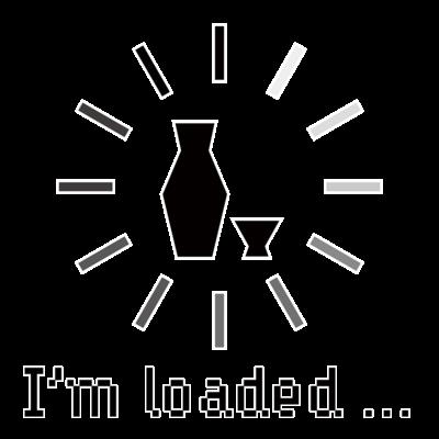 loaded(おもしろ英語表現)