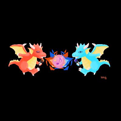 Dragons Duet