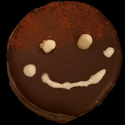 ザッハトルテの微笑み