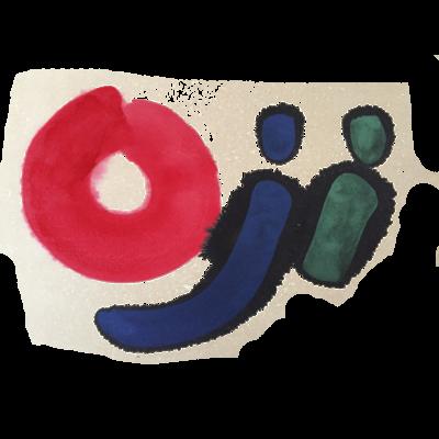 バリ倶楽部ロゴアイテム