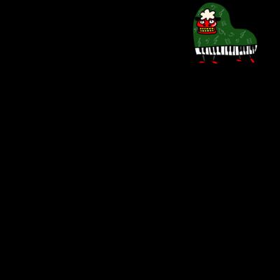 獅子舞ピアノさん