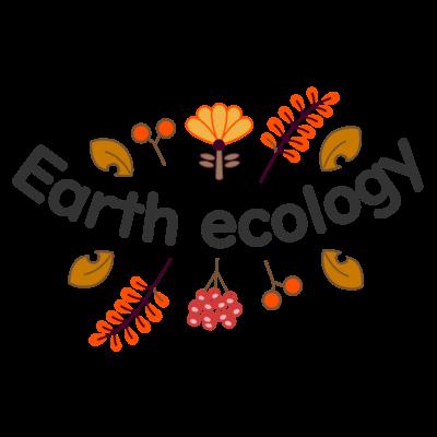 アースエコロジーな北欧の秋