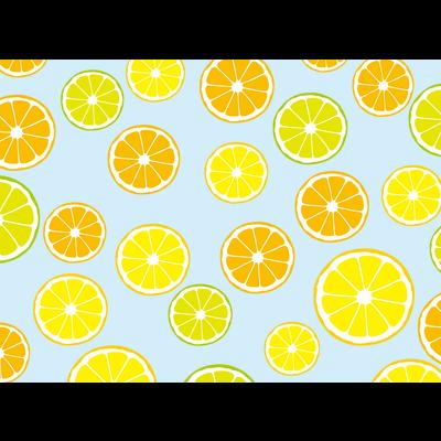 オレンジ&レモン&ライム