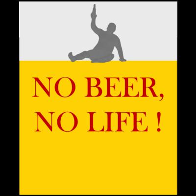 NO BEER, NO LIFE !