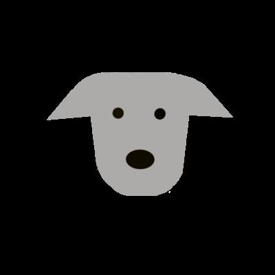 垂れ耳ワンコ