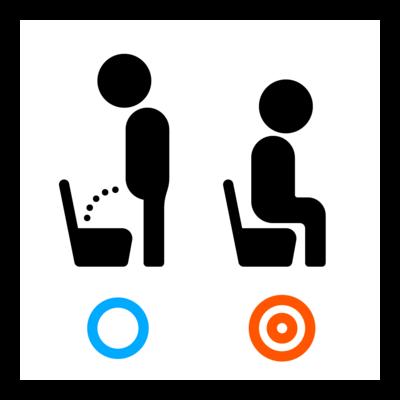 SIGN トイレ