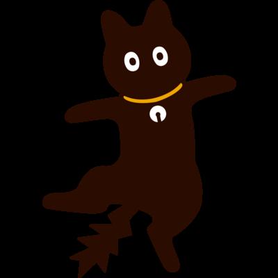 びっくり猫シリーズ