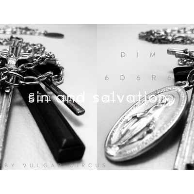 SIN AND SALVATION/DB_36 collection