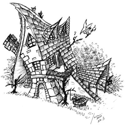 MajoMica 3番目の家