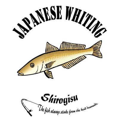 海水魚(ジップパーカー)