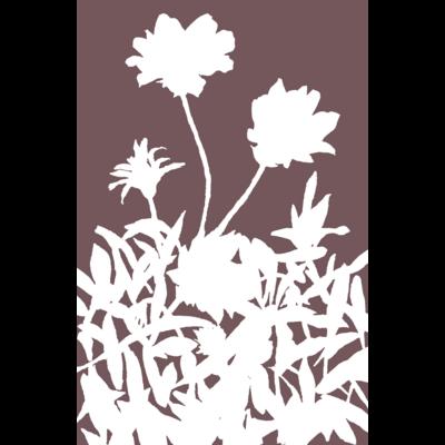 花咲く小径⑥あか