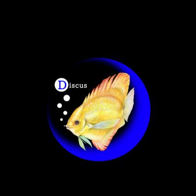 青い月と熱帯魚