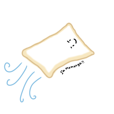 モモンガだと思っているパン