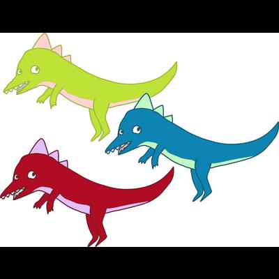 恐竜シリーズ