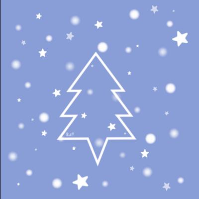 tree*blue