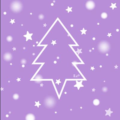 tree*purple