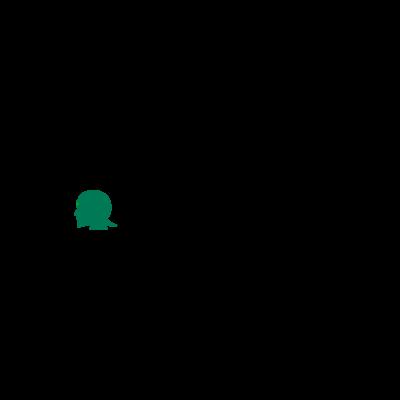 豆虫のロゴ
