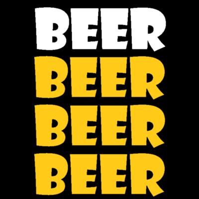 BEER 黒枠バージョン